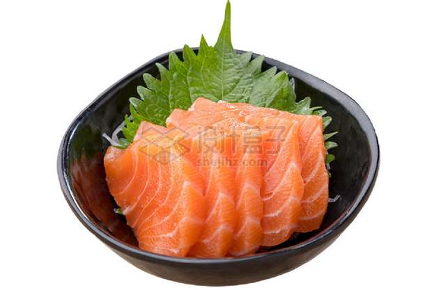 三文鱼刺身日式料理439878png图片素材