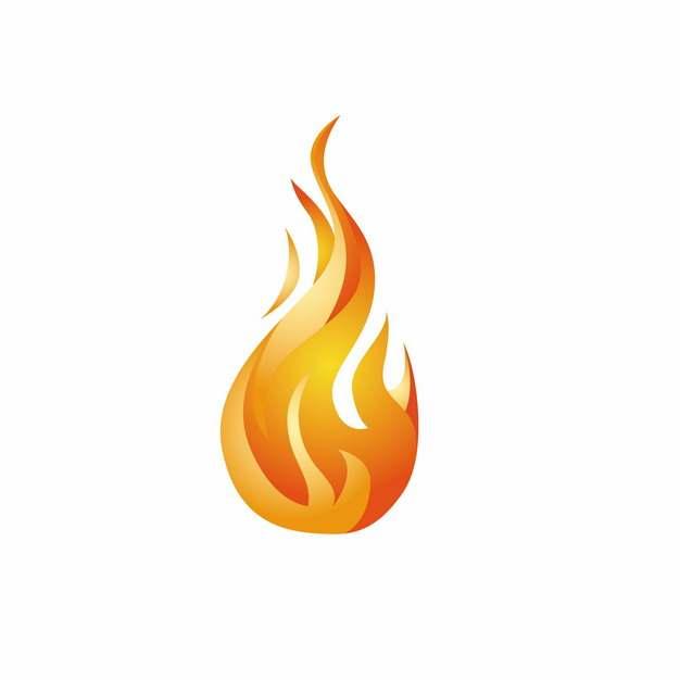 燃烧的火焰图案607984png图片素材