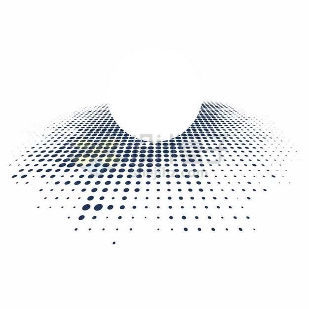 黑色圆点组成装饰620417png图片素材