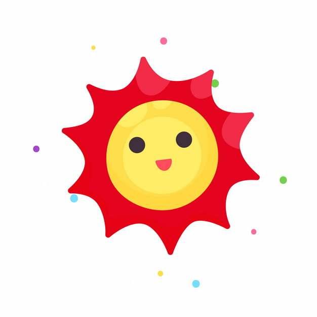 可爱的卡通太阳175273png图片素材