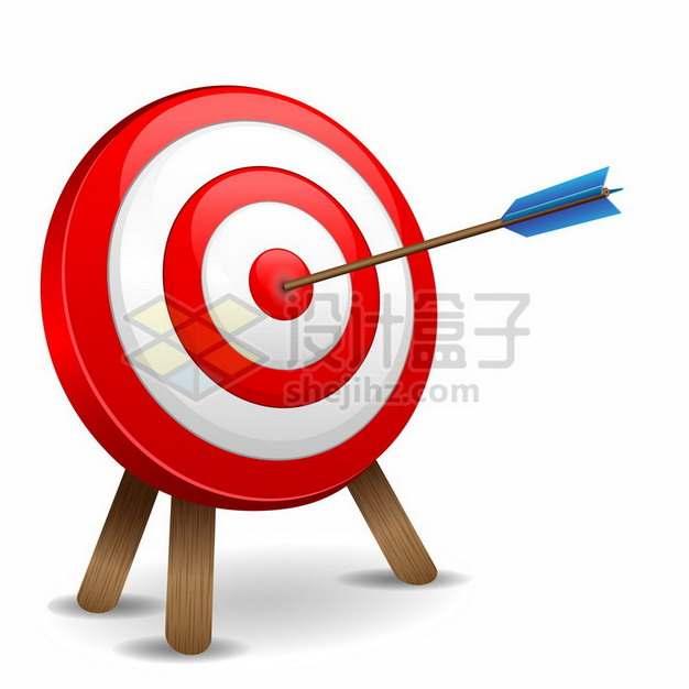 射箭正中靶心靶子467868png图片素材