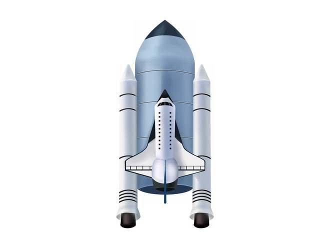 起飞的航天飞机325523png图片素材