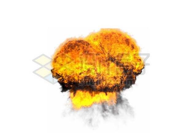 爆炸产生的火球436572psd/png图片素材