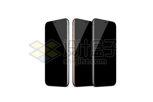 苹果iPhone手机样机600663psd/png图片素材 IT科技-第1张