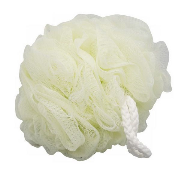 淡绿色的沐浴花沐浴球洗浴用品317866png图片素材