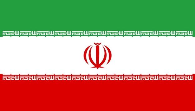 标准版伊朗国旗图片素材 科学地理-第1张