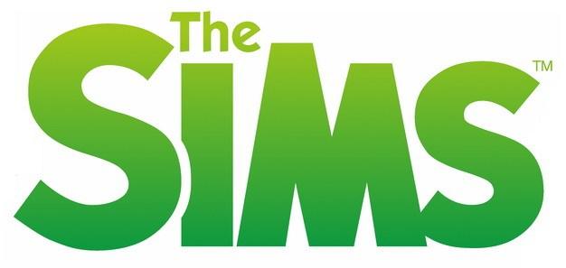 模拟人生绿色英文标志logo967746png图片素材 标志LOGO-第1张