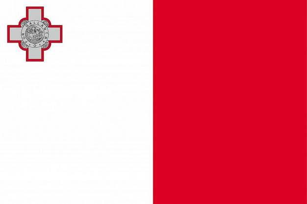 标准版马耳他国旗图片素材