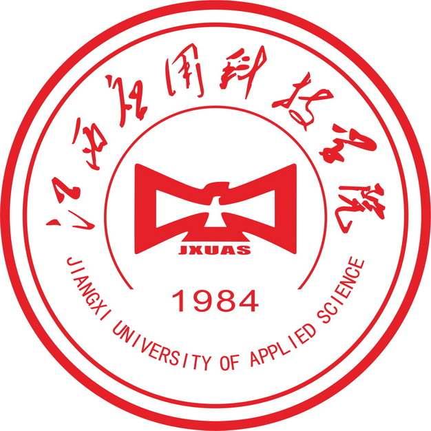 江西应用科技学院校徽标志126200png免抠图片素材