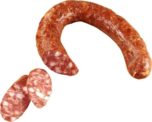 美味切片的香肠红肠腊肠美食187660png图片素材