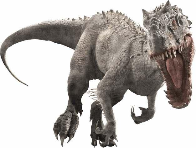 凶猛的特暴龙食肉恐龙366131png免抠图片素材