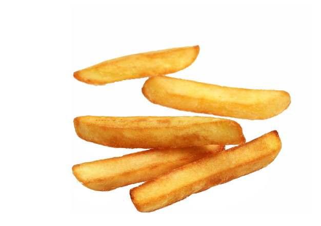 几根炸薯条美味美食754781png图片素材