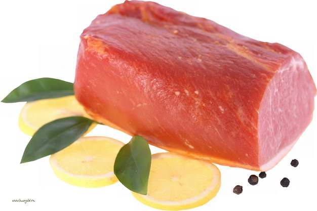 腌制好的猪肉529548png图片素材