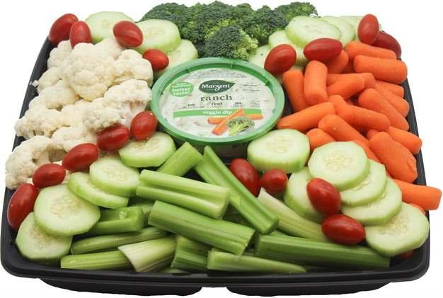 花椰菜圣女果黄瓜芹菜胡萝卜西兰花蔬菜拼盘399145 png图片素材