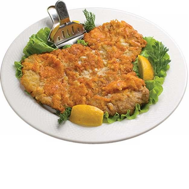 盘中的炸鸡排炸鸡胸肉360381png图片素材