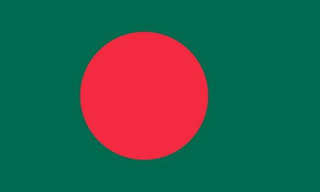 标准版孟加拉国旗图片素材 科学地理-第1张
