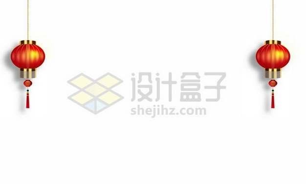 中国红灯笼装饰327735png矢量图片素材