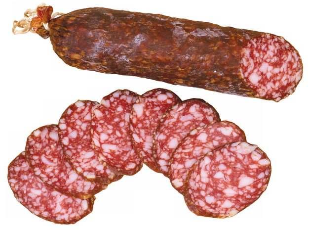 美味切片的香肠红肠美食464005png图片素材