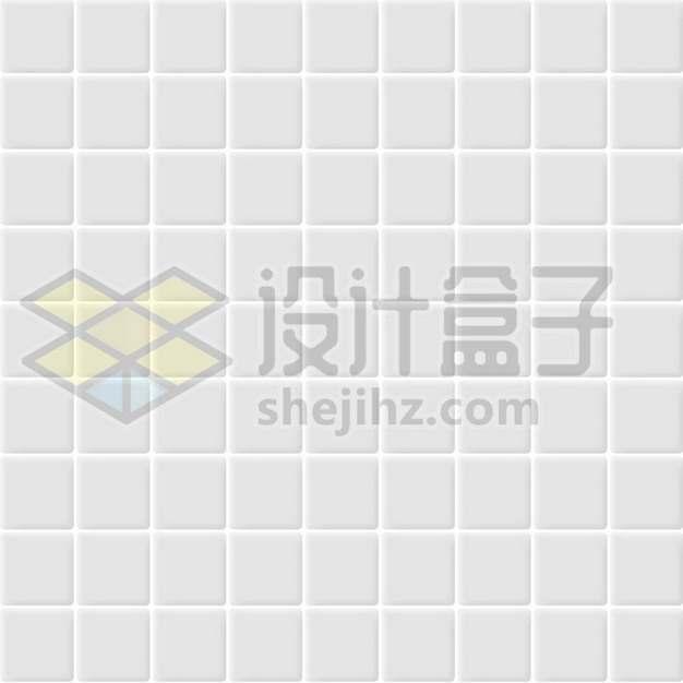 方格白色瓷砖贴图664716背景图片素材