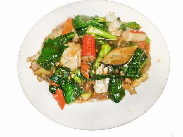 海鲜炒河粉278943png免抠图片素材
