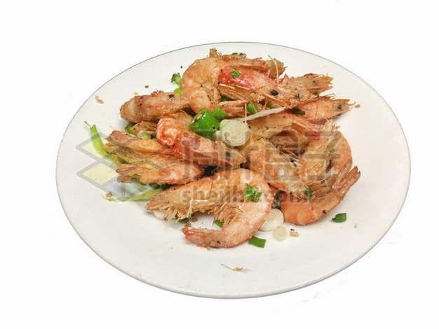 香辣干煸虾217204png免抠图片素材