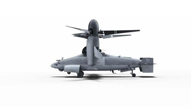V-22倾转旋翼机未来高速直升机777894png图片免抠素材