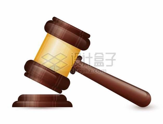 象征法律的法槌909256png矢量图片素材