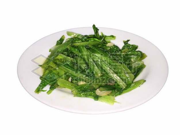 蒜蓉青菜288195png免抠图片素材
