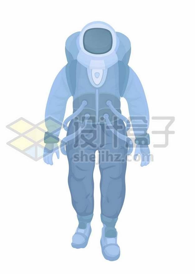 身穿宇航服防护服的宇航员224496免抠矢量图片素材