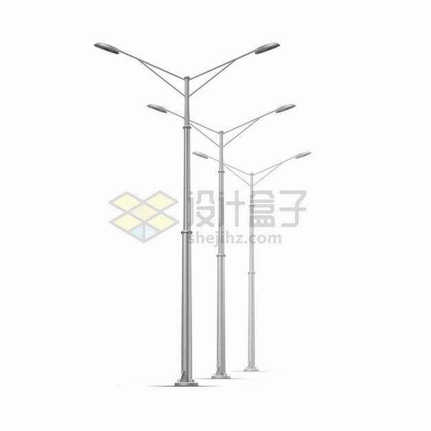 现代化的路灯灯杆347538png图片素材 建筑装修-第1张
