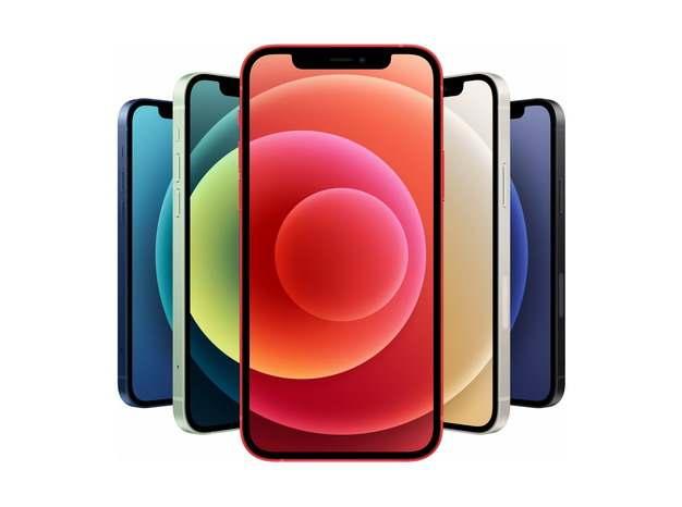 正面展示的苹果iPhone 12 Pro手机png免抠图片素材845508