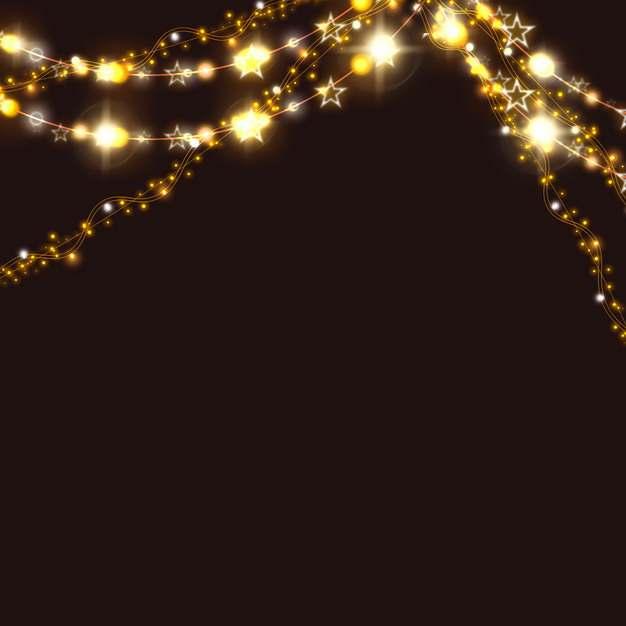 创意彩灯带发光灯光效果670602PSD免抠图片素材