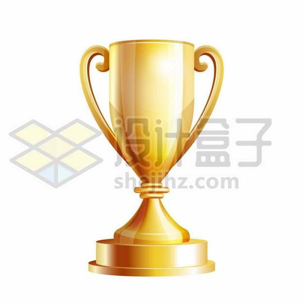 金属色的金杯奖杯682494png免抠图片素材