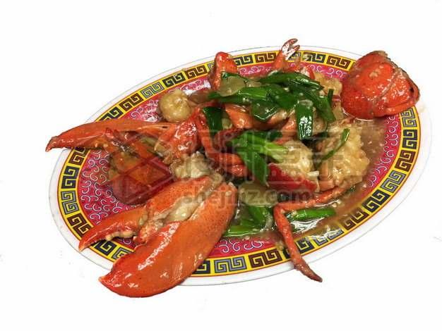 家常辣炒螃蟹701832png免抠图片素材