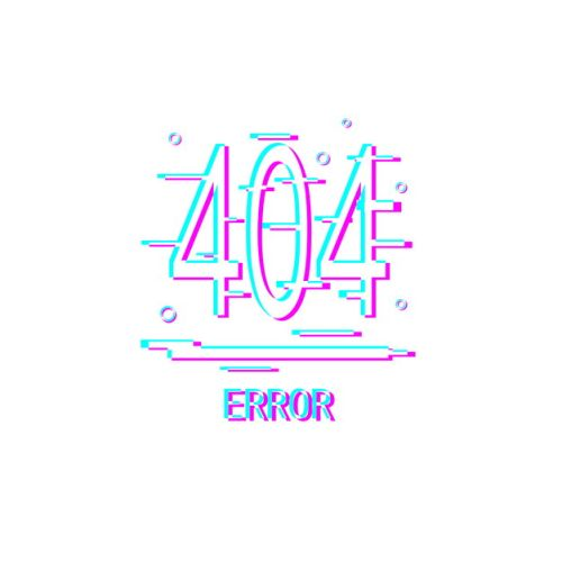 故障风404错误代码809758png图片素材
