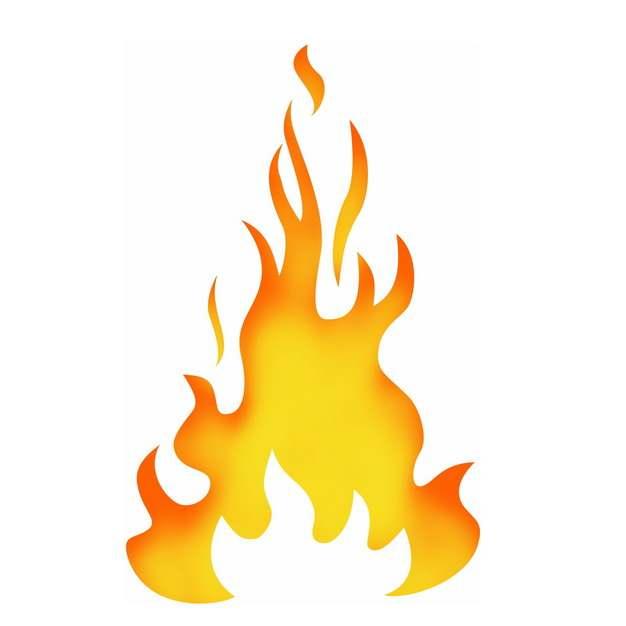 燃烧的火焰小火苗图案994130免抠图片素材
