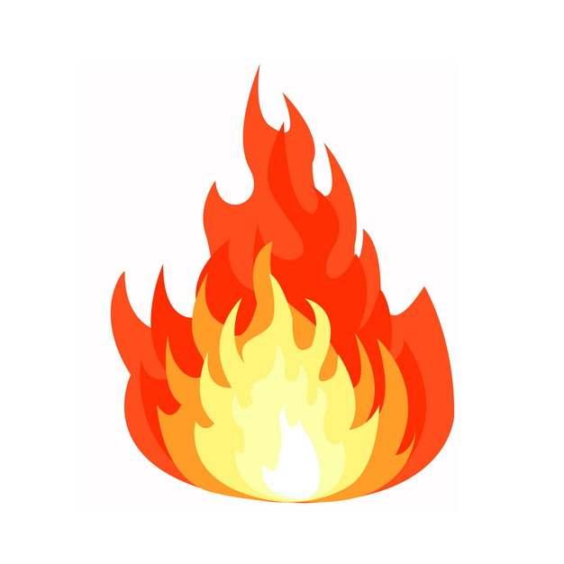 燃烧的火焰小火苗图案466127png图片素材