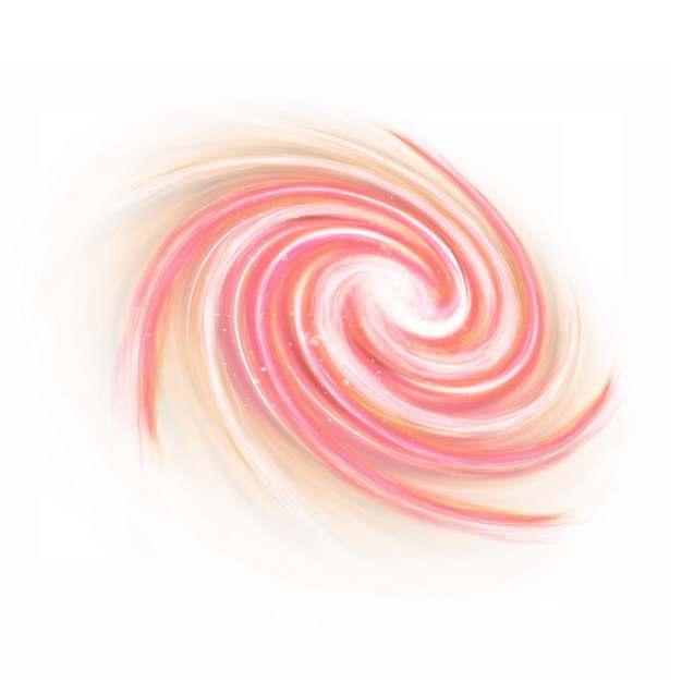 五颜六色彩色的银河系漩涡星系468155png图片素材