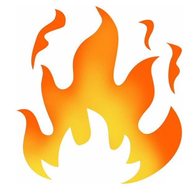 燃烧的火焰小火苗图案701532免抠图片素材
