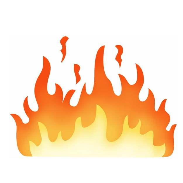 燃烧的火焰小火苗图案230323免抠图片素材