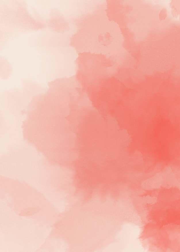 红色水墨风格竖版背景图572314