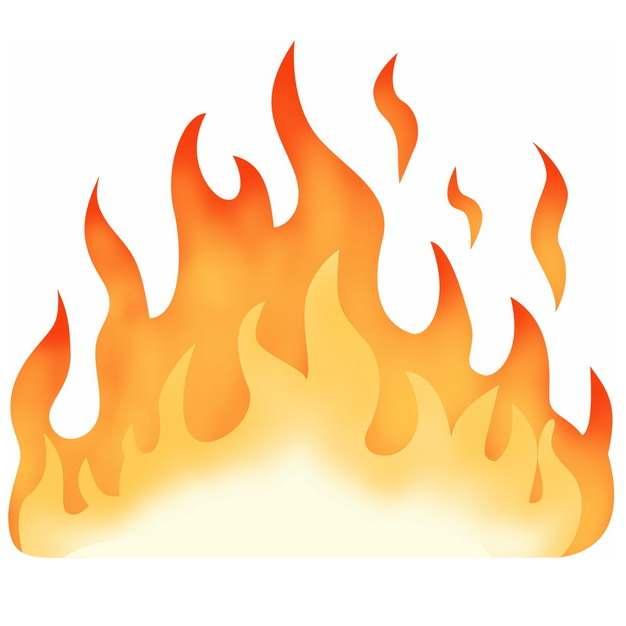燃烧的火焰小火苗图案578671免抠图片素材