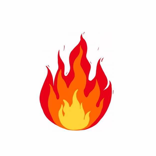 燃烧的火焰小火苗图案787397免抠图片素材
