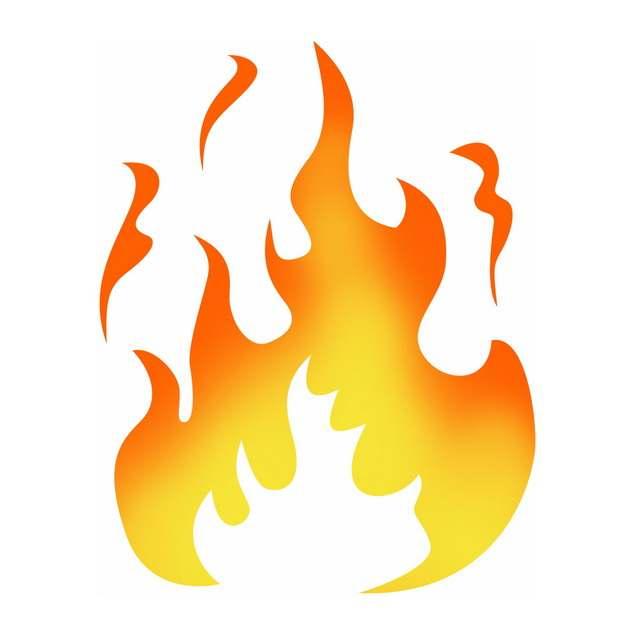 燃烧的火焰小火苗图案814440免抠图片素材