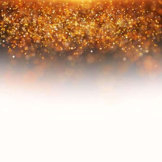 发光金色光点炫光效果宇宙星空装饰568235png图片素材