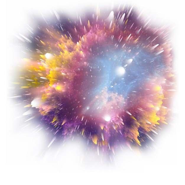 宇宙大爆炸效果绚丽的星云287498图片素材