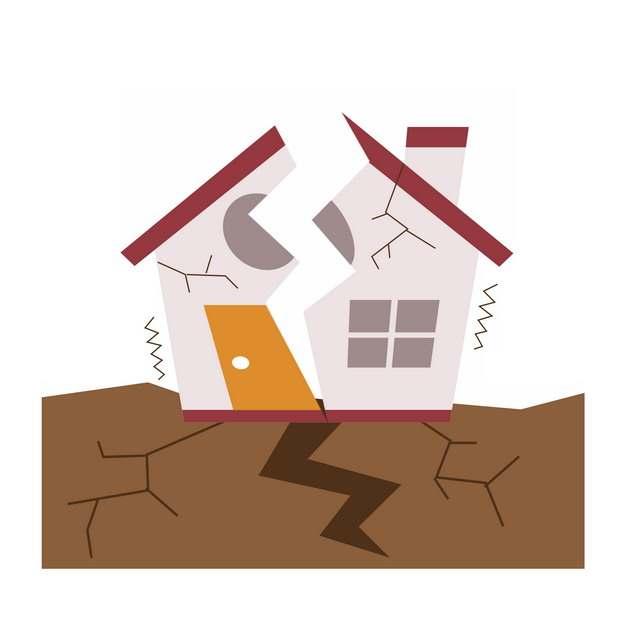 地震的破坏力自然灾害416574png图片素材
