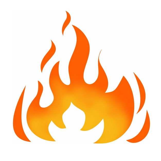 燃烧的火焰小火苗图案598993免抠图片素材