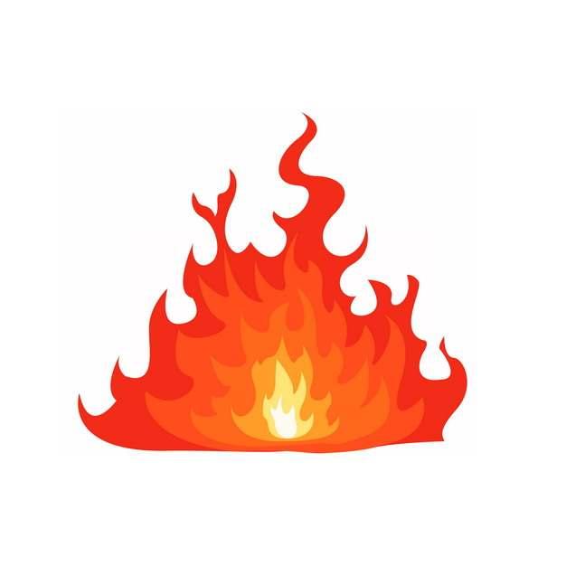 燃烧的火焰小火苗图案383357png图片素材