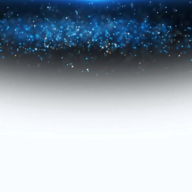 发光蓝色光点炫光效果宇宙星空装饰357229png图片素材